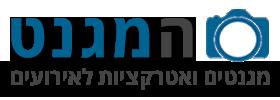 לוגו המגנט
